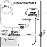Clarathon Spa Ozone Injector Venturi for Hot Tub or