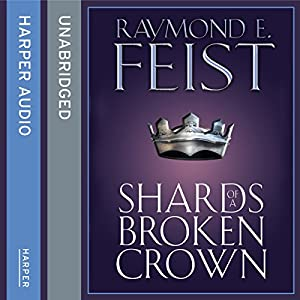 Shards of a Broken Crown Audiobook