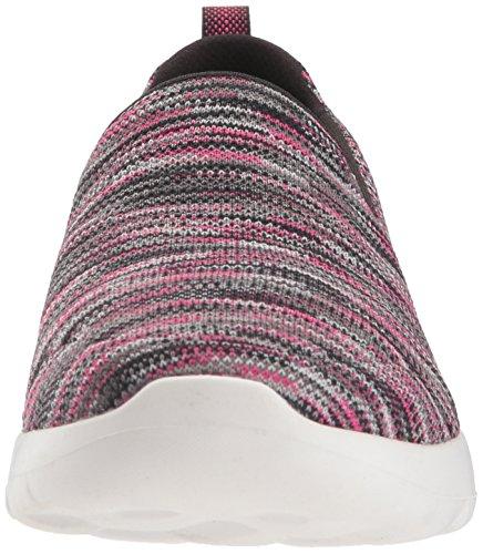 Skechers Donna Andare A Piedi Joy-15615 Sneaker Nero / Rosa