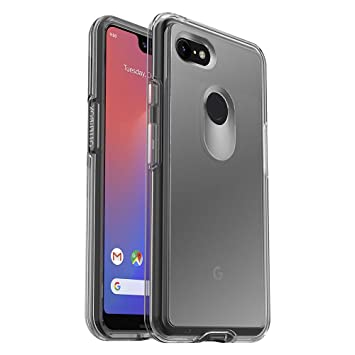 release date b7eb4 a1210 OtterBox Protective Case for Google Pixel 3 XL Transparent