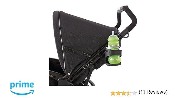 Peg-Pérego Stroller Cup Holder - Portabebidas para silla de paseo y chasis, color negro: Amazon.es: Bebé