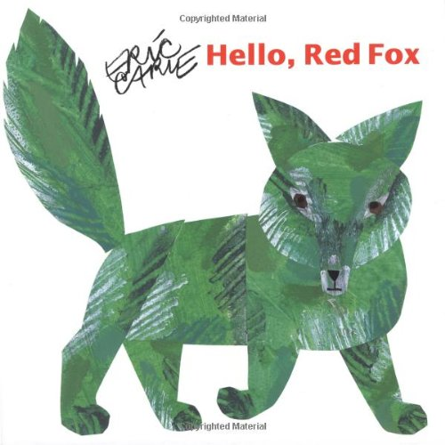 Hello Red Fox (The World of Eric Carle) by Simon & Schuster (Image #3)