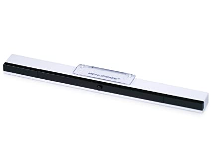 Amazon.com: Monoprice Sensor inalámbrico Bar para Wii ...