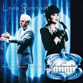 「For Sentimental Reasons /リンダ・ロンシュタッド    When You Wish Upon a Star」の画像検索結果