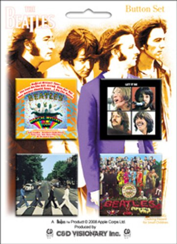 Licenses Products The Beatles Assorted Artworks 1.5