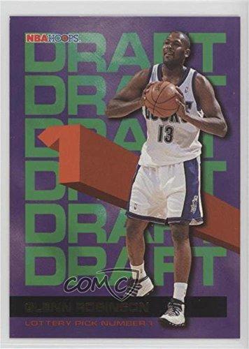 Glenn Robinson (Basketball Card) 1994-95 NBA Hoops - Draft Redemption (1994 Nba Draft)