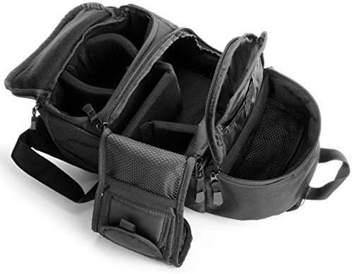 Pentax 85231 DSLR Sling Bag 2 Black