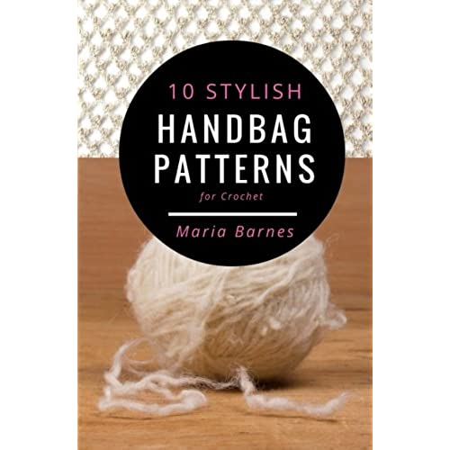 Crochet Bag Pattern Amazon