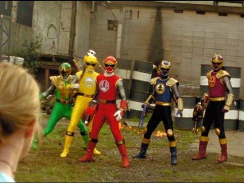 Amazon.com: Watch Power Rangers Ninja Storm Season 1 | Prime ...