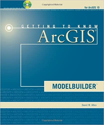 Getting To Know Arcgis Modelbuilder Pdf