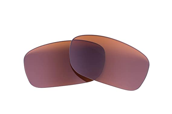 40ab97783b LenzFlip Polarized Replacement Lenses Compatible with Oakley FIVES SQUARED  Sunglasses - Crafted in the USA: Multiple Options