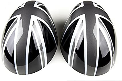 For MINI Cooper Clubman Countryman F54 F60 Union Jack Side View Mirror Cover Cap