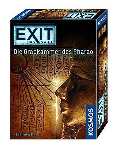 KOSMOS Spiele 692698 - Exit - Das Spiel, Die Grabkammer des Pharao