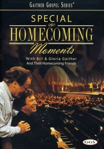 Bill and Gloria Gaither: Special Homecoming Moments by Spring House / EMI -