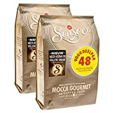 Senseo Mocca Gourmet, New Design, Pack of 2, 2 x 48 Coffee Pods