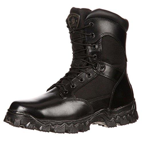 Rocky Alphaforce Zipper Composite Toe Duty Boot