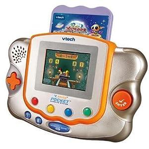 Vtech vsmile pocket learning system toys games - Console vtech vsmile pocket ...