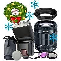 Canon EF-S 18–55mm f/3.5–5.6 IS STM Lens For Canon T3 T5 T6 T3i T5i T6i T6s 70D 60D 80D 700D 750D 600D 7D Mark II DSLR Cameras