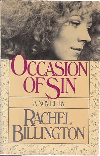 Amazon Fr Occasion Of Sin Rachel Billington Livres