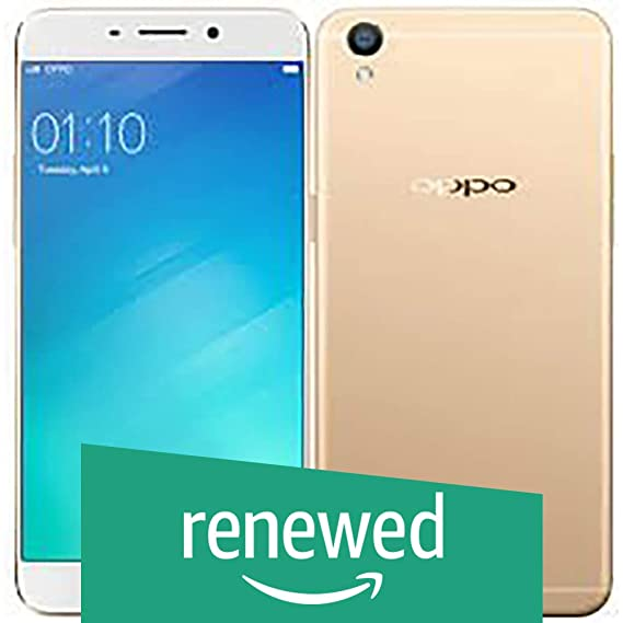 (Renewed) Oppo F1 Plus X9009 (Gold, 64GB)