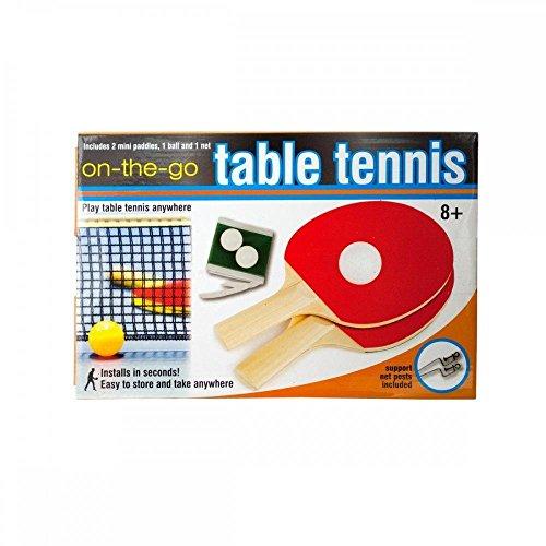 bulk buys GW316 Portable Table Tennis Set Review