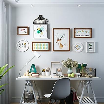 La funzionalità della Camera da letto studio moderno minimalista ...