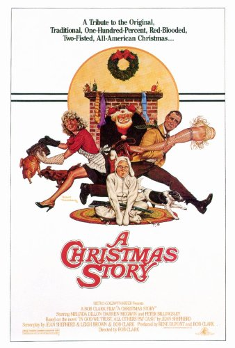 Image result for a christmas story movie poster""