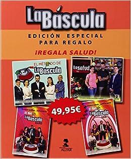 BASCULA, LA. (CAJA 4 LIBROS) (Spanish) Hardcover