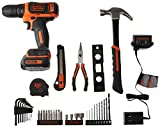 Black & Decker BCPK1249C 12V Home Project Kit
