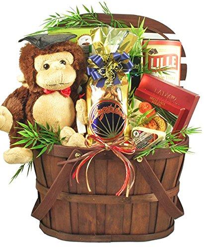 Let Loose! Graduation Congratulations Gift Basket (Graduation Gift Baskets For Her)