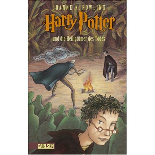 Harry Potter Und Die Heiligtumer Des Todes German Edition Of Harry Potter And The Deathly Hallows J K Rowling 9780320068478 Amazon Com Books