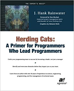 Herding Cats: A Primer For Programmers Who Lead Programmers Descargar ebooks PDF