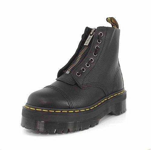14bdb37ca14969 Dr. Martens Sinclair Damen Stiefel Schwarz  Amazon.de  Schuhe ...