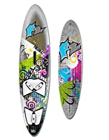 F2 Windsurfboard REBEL 75 L Cross Wave Board 2015 ...