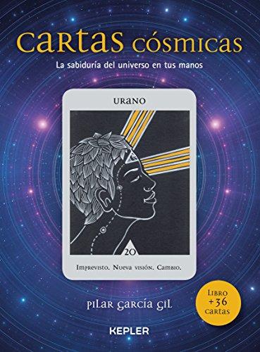 Cartas cósmicas (Kepler Astrología)