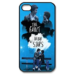 Unique Design -ZE-MIN PHONE CASE For Iphone 4 4S case cover -The Fault In Our Stars (Extended) Pattern 3