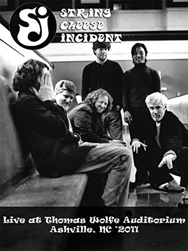 The String Cheese Incident - Live in Ashville