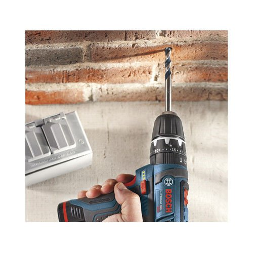 Bosch PS130-2A-RT 12V Max Lithium-Ion 3/8 in. Ultra Compact Hammer Drill Kit (Certified Refurbished)