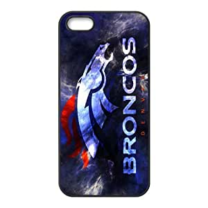 [N F L Series] Denver Broncos Case for Iphone 5,5S SEXYASS5S 1817 by supermalls
