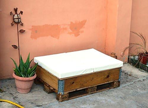 Palet Caja Puff: Amazon.es: Hogar