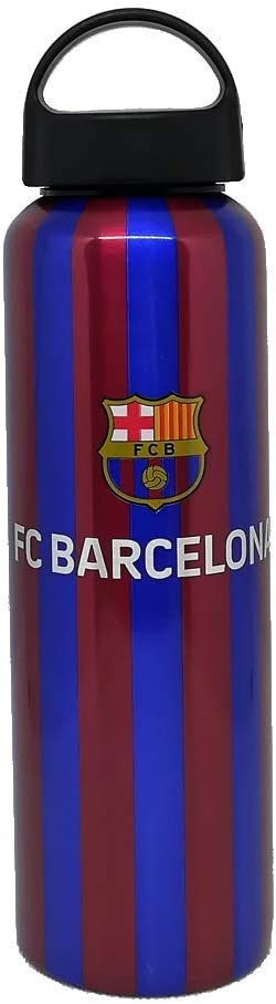 Ausport Bottles, SL. FCB Classic FIRMAS 18/19 Botella Deportiva Aluminio, grana, G