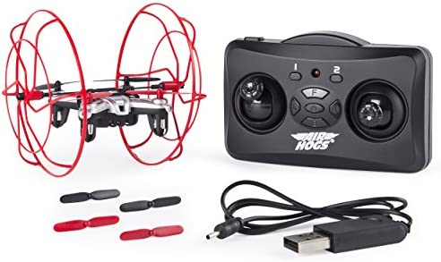 Air Hogs Hyper Stunt Drone - Rojo (Se distribuye desde el Reino ...