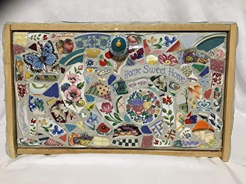 Breadbox Mosaic Wood