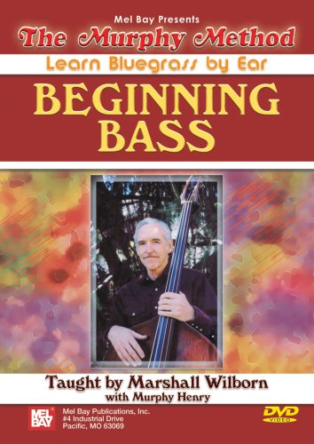 Beginning Bass Learn Bluegrass by Ear (Harvest Music Festival)