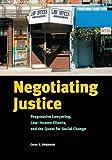 Negotiating Justice, Corey S. Shdaimah, 0814708692