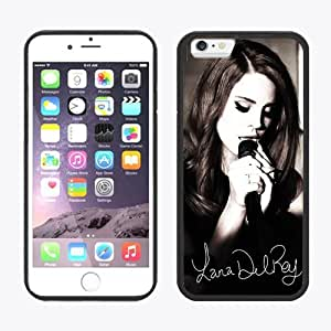 Hot Singer Star Lana Del Rey Best Durable Phone Case Cover for iphone 4 4s ""