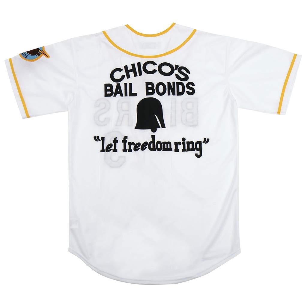Kooy Kelly Leak #3 Bad News Bears Movie 1976 Chicos Bail Bonds Baseball Jersey