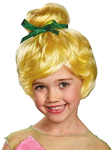 Disney Fairies Tinker Bell Child Wig ()