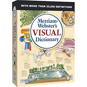 merriam webster visual dictionary amazon