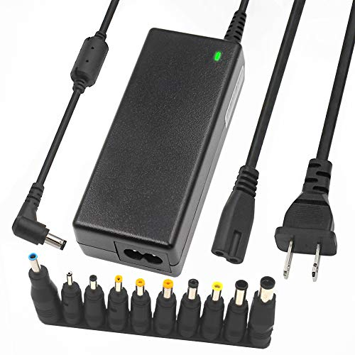 Gonine 19V 3.42A 65W Power Supply Laptop Charger Replacement for Toshiba Acer HP Lenovo Gateway LG Samsung Monitors Chromebook.